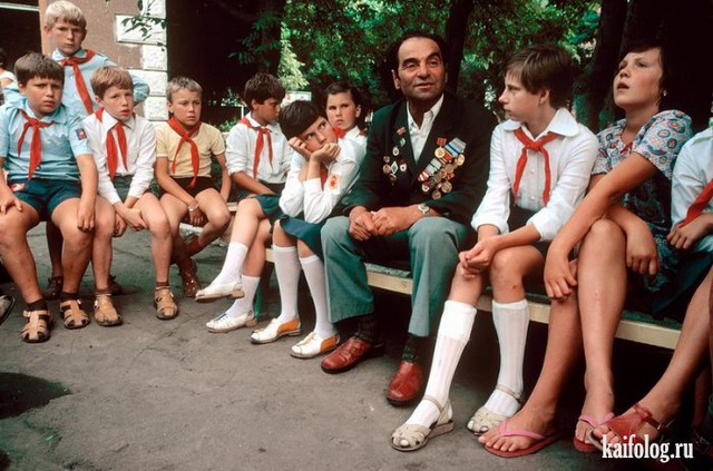 Назад в СССР (45 фото)