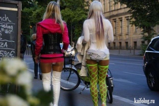 Самые странные девушки года (95 фото)