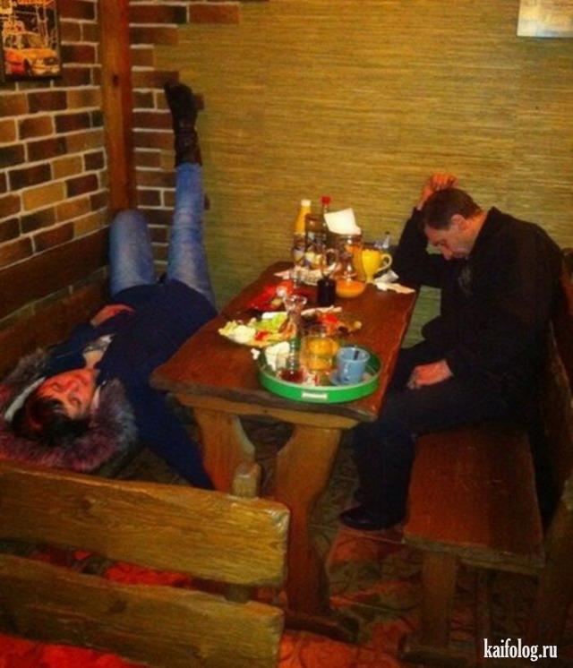 Пьяные приколы - 2015 (80 фото)