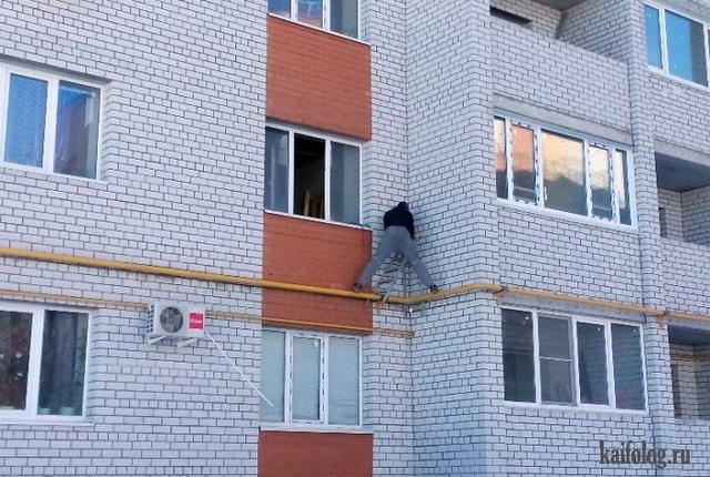 Криворукие строители (45 фото)