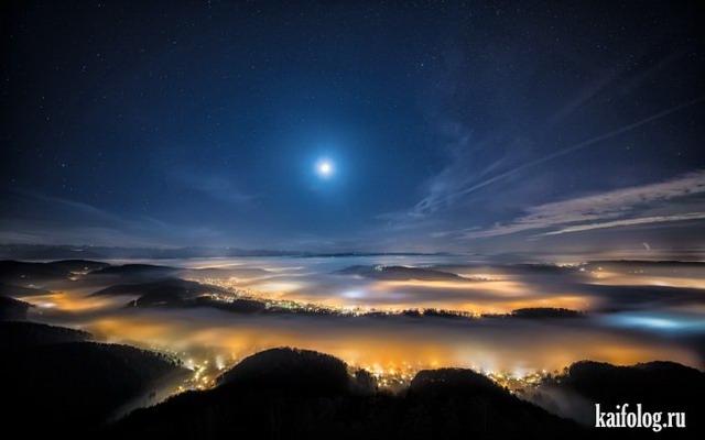 Очаровательные фото Земли (60 фотографий)