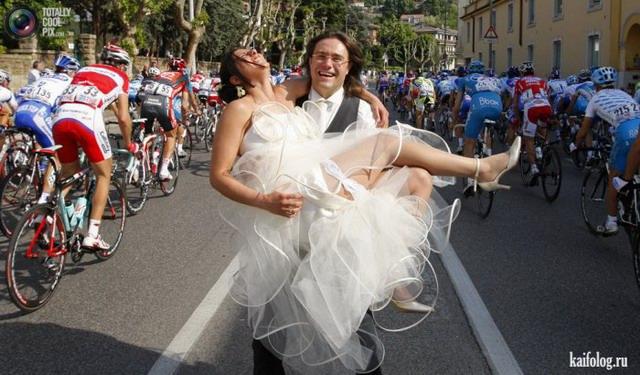 Свадьбы года (60 фото)