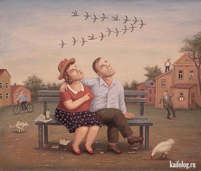 Владимир Любаров (45 картин)