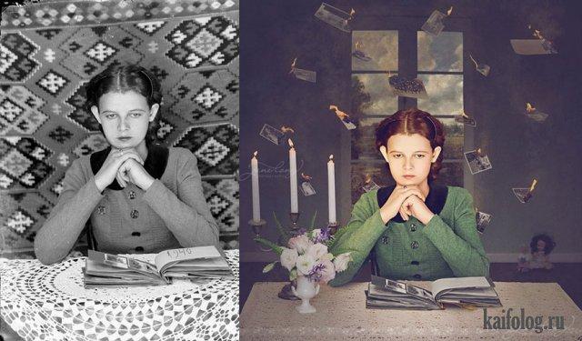 Jane Long (22 картины)
