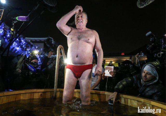 Крещенские купания 2016 (40 фото)
