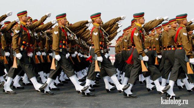 Армия Индии (35 фото)