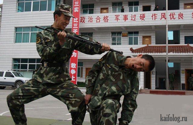 Армия Китая (35 фото)