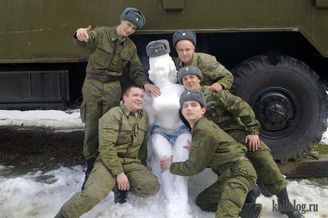 Русская армия (нарезка приколов)