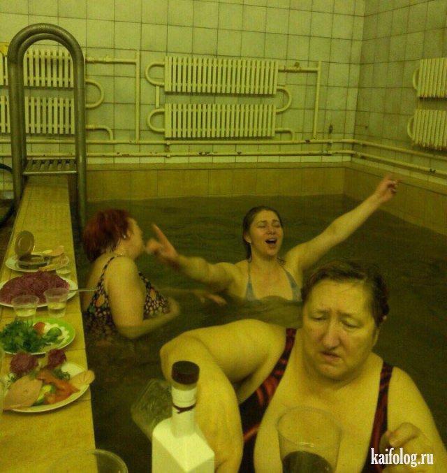 В Женской Бане Анекдот Видео