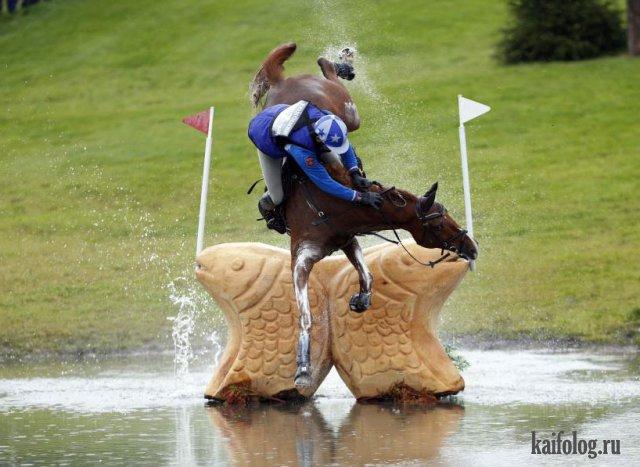 Забавный спорт (40 фото)