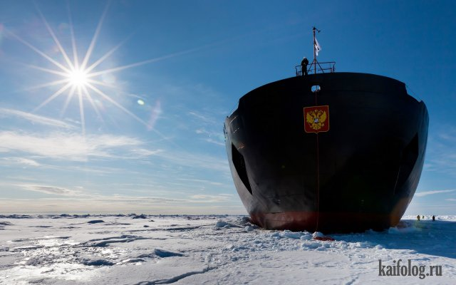 Красивые фото России (60 фото)