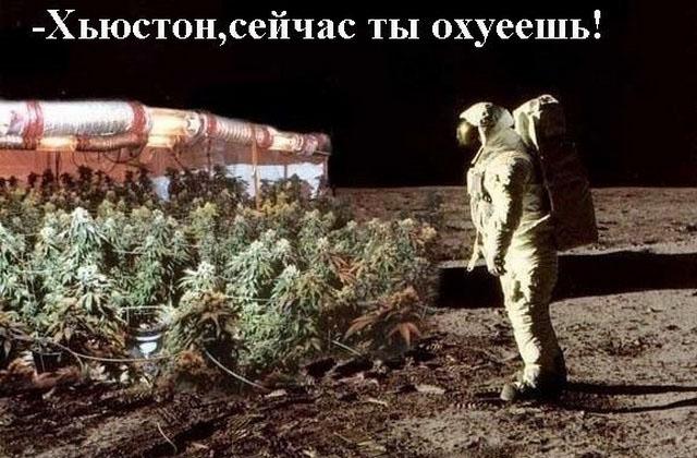 Комиксы на День Космонавтики (35 картинок)