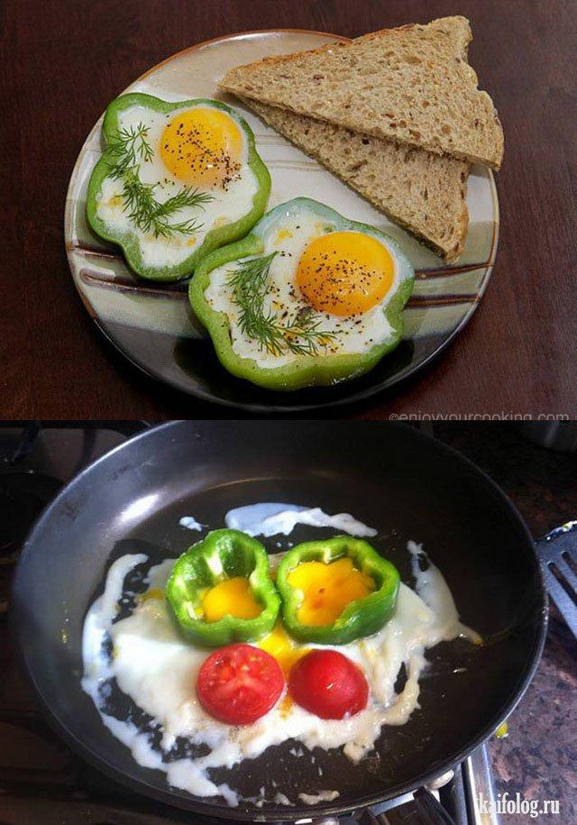 Неудачные кулинарные творения (40 фото)