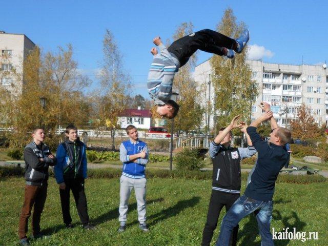 Подборка приколов (28 марта - 3 апреля 2016)