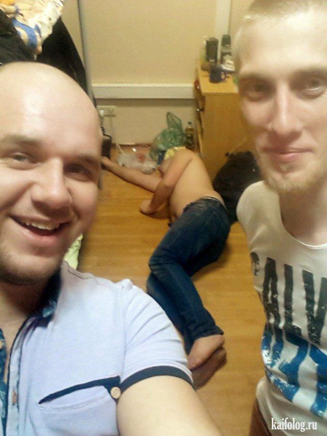Фото пьяных (45 фотографий)