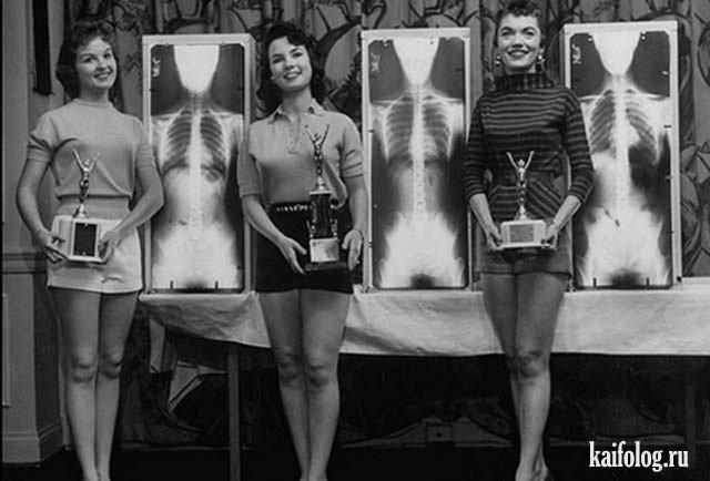 Необычные конкурсы красоты (35 фото)