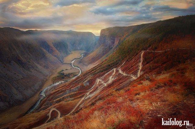 Природа России (55 фото)