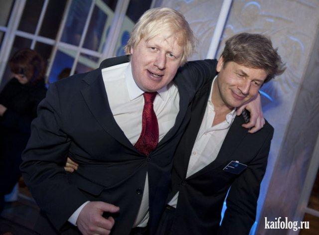 Борис Джонсон (45 фото)
