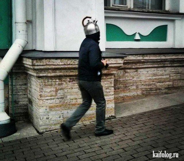 Городские чудаки (40 фото)