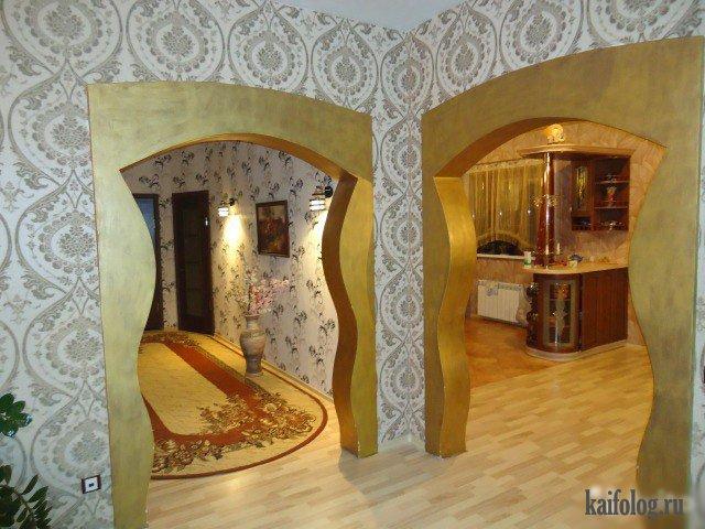Российские квартиры (50 фото)