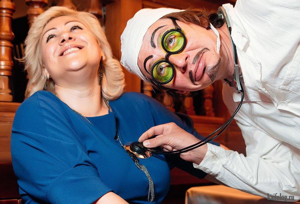 страшной смешной доктор щекотун картинки своей