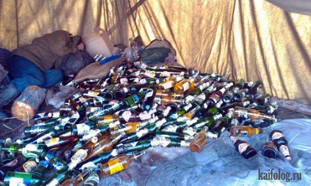 Приколы про алкоголь (40 фото)