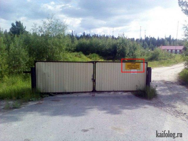 Идиотизмы из России - 333 (75 фото)