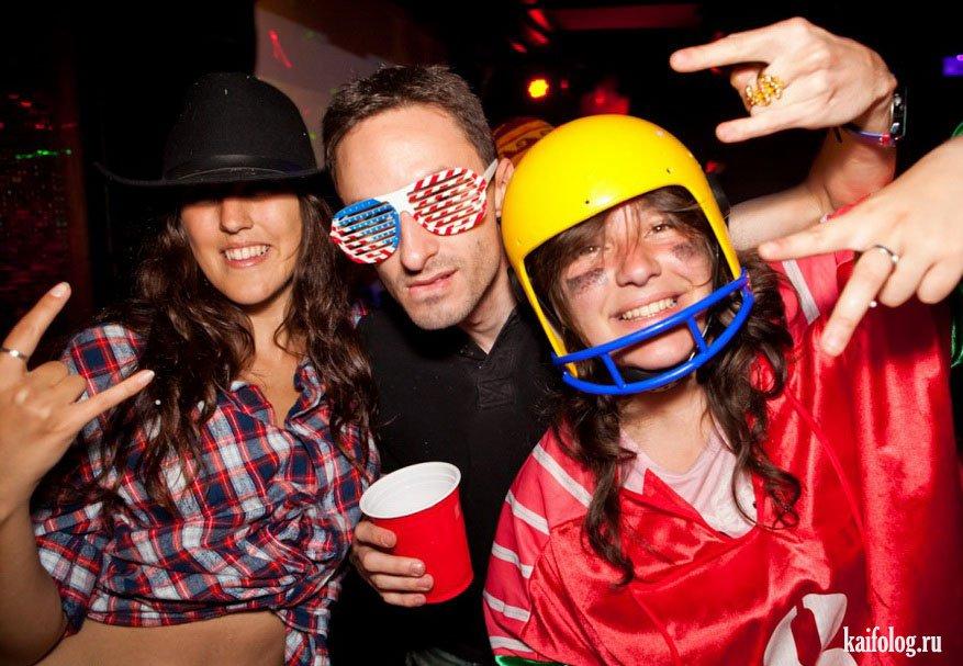 клиентов бренда фотографии с американских вечеринок наиболее