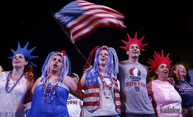 День независимости США (45 фото)