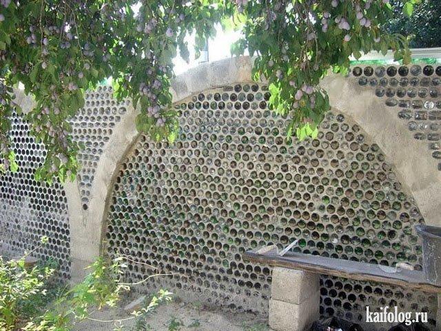 Дорожки в саду из цемента Как сделать тротуар своими руками
