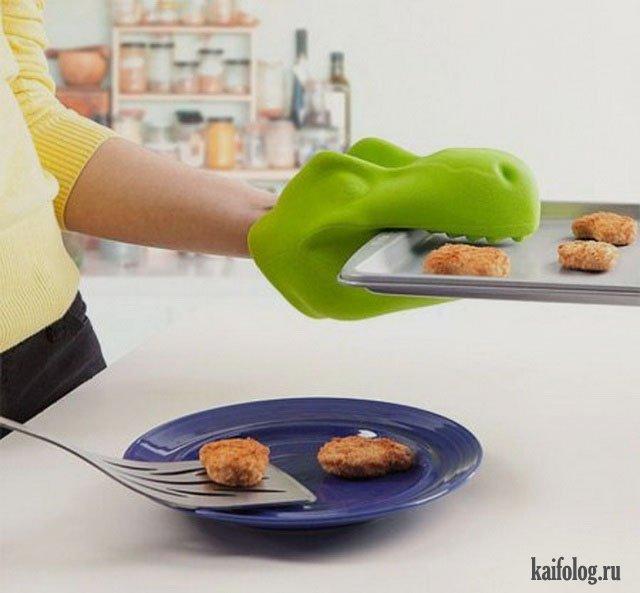 Креативные кухонные штучки (45 фото)
