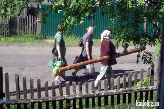 Приколы про русских (45 фото)