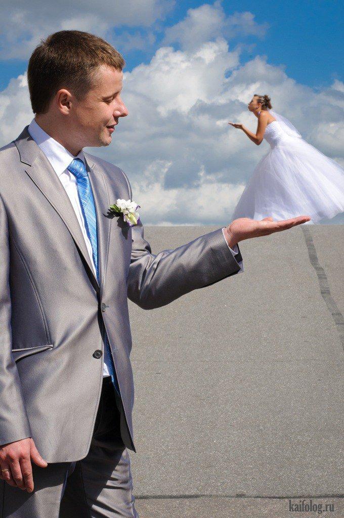 давайте хвастаться своими свадебными фото пеку