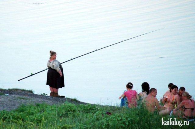 Пятничные девушки и женщины (45 фото)