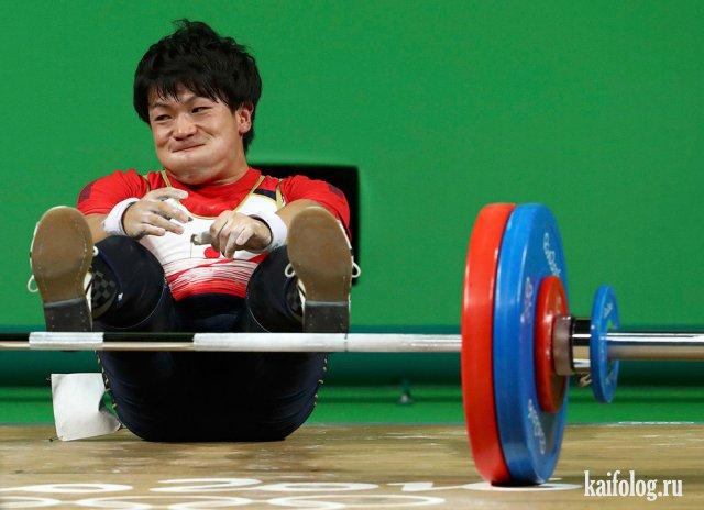 Лучшие фото с Олимпиады в Рио 2016 (50 фото)