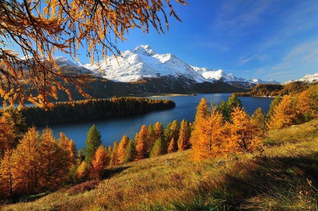 Осень (55 фото осени)