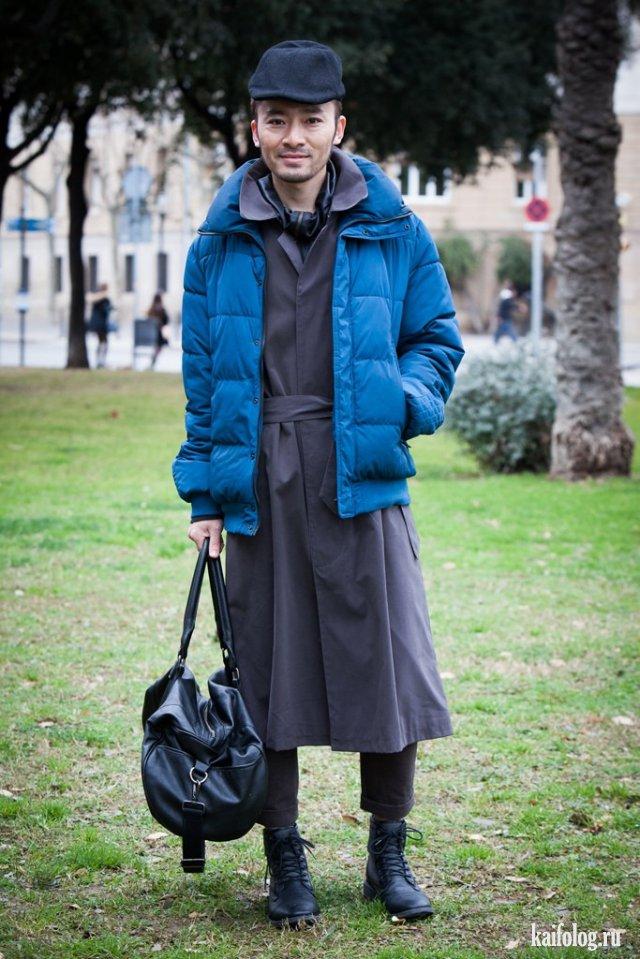 Европейские модники (50 фото)