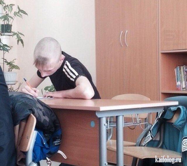 Школьники с одноклассников (50 фото)