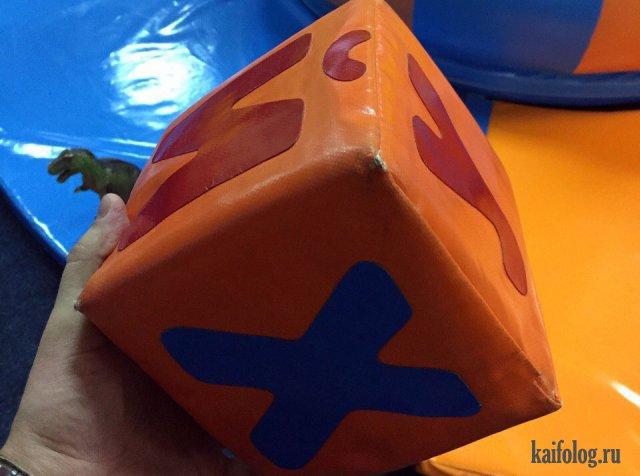 Прикольные и странные игрушки (45 фото)