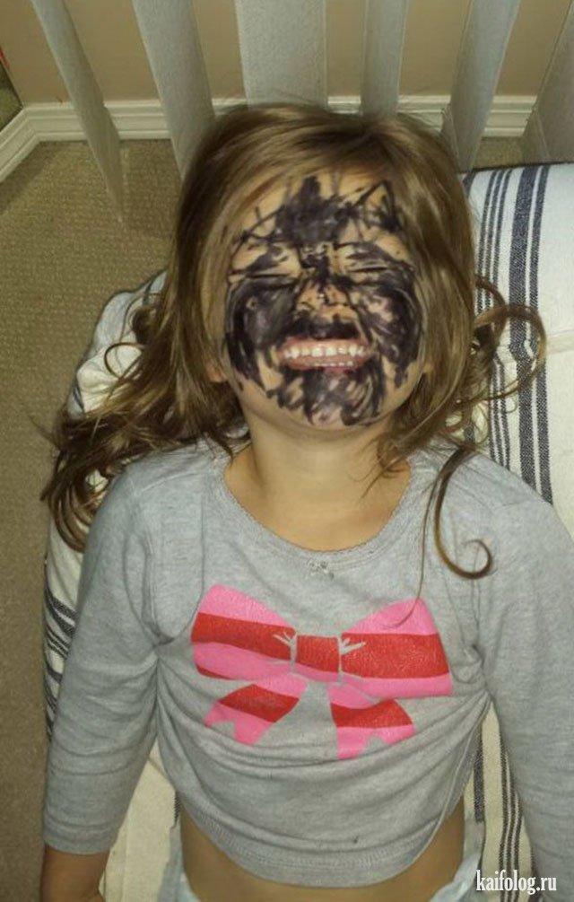Несносные дети (40 фото)