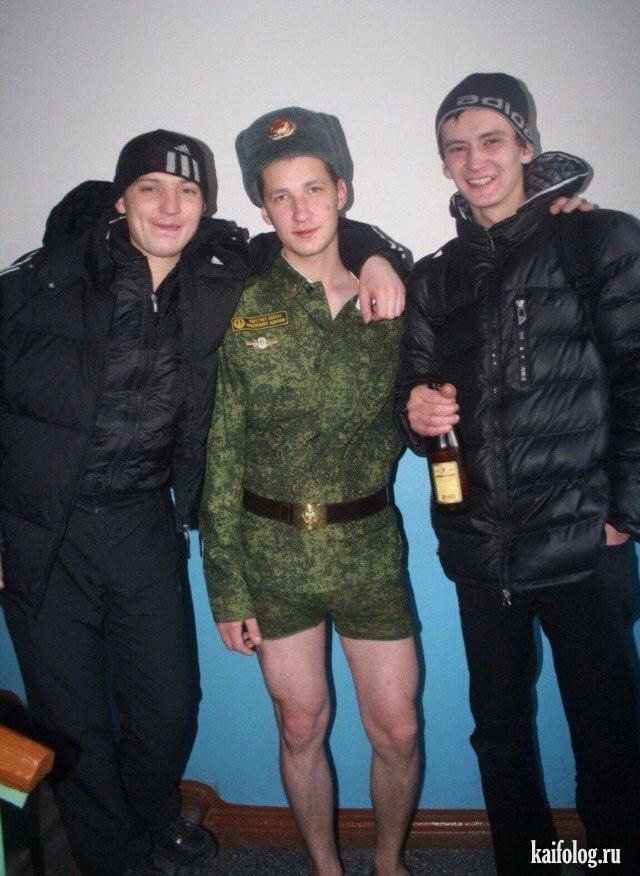 Фото приколы недели из России (50 фото)
