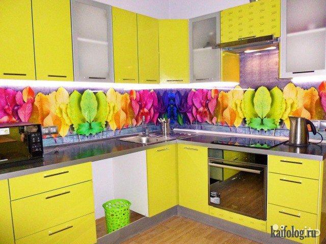 Адский дизайн квартир (45 фото)