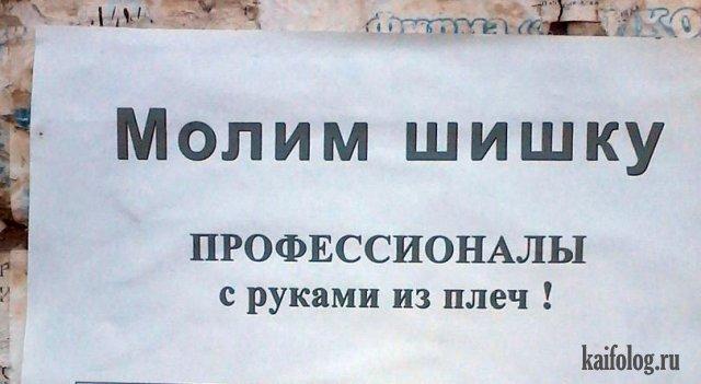 Русские фото приколы и маразмы (40 фото)