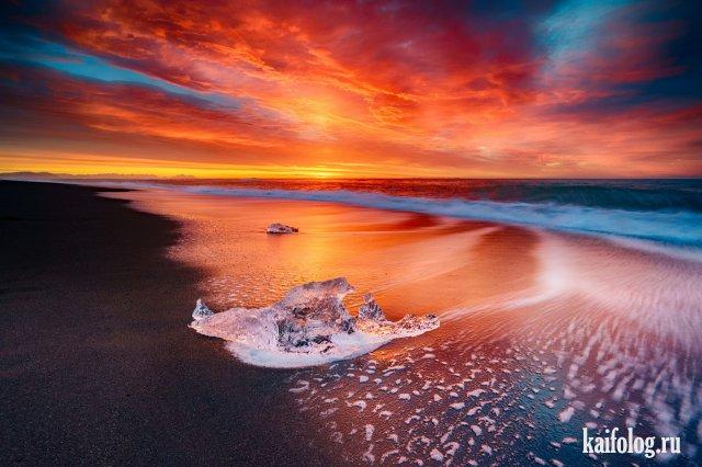 Красивые фото нашей планеты (60 штук)