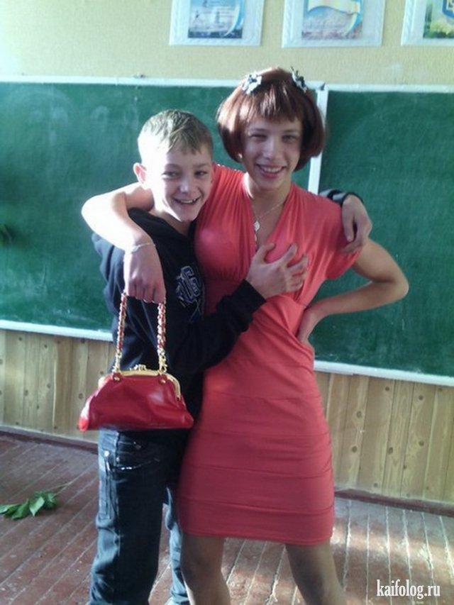 Гламурные одноклассницы (50 фото)