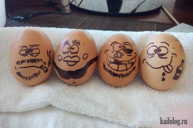 Фото мужских яичек