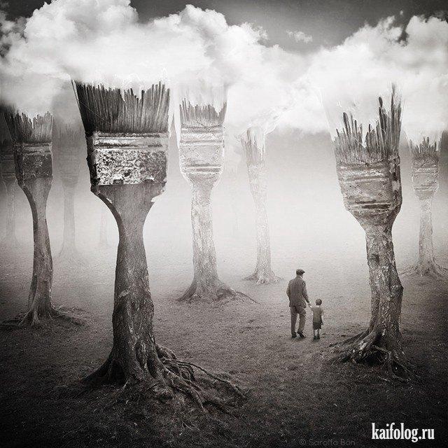 Интересные сюрреализмы (45 картинок)