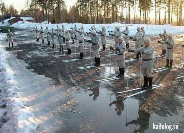 Армейские приколы (40 фото)