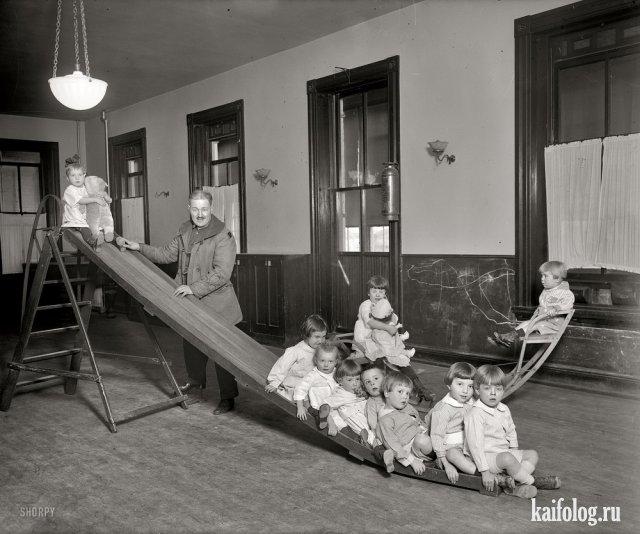 Ретро дети (35 фото)