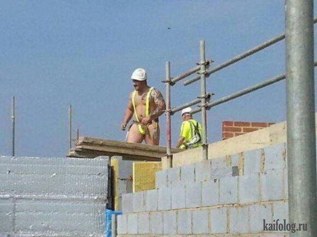 Маразмы строительства (45 фото)